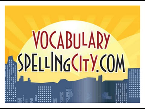 Setting up Spelling City for the first time