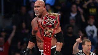Kevin Owens vs. Goldberg - Universal Title Match: WWE Fastlane 2017 (WWE 2K17)