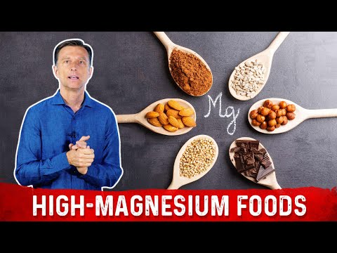 The Top Keto Friendly Magnesium Rich Foods