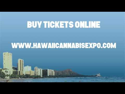 Hawaii Cannabis Expo Medical Marjiuana Show