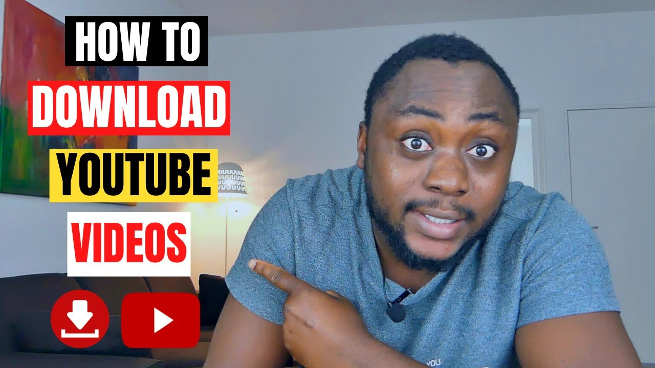 Download How to Download A Youtube Video 2021 (New Method)