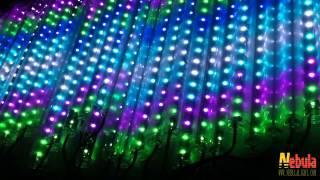 Nebula Disco/Night Club Falling Star Bar Meteor Tube Light(NBL-D3208)