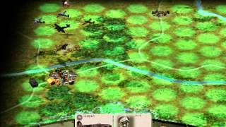Panzer General 3D Assault - Montgomery s19 - Victory in Europe!