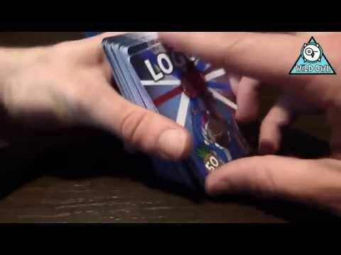 LOGOS - Contenu de la boite de jeu