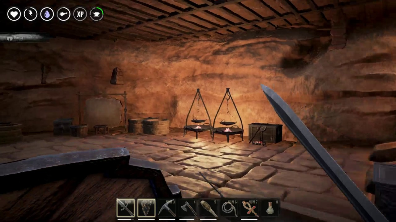 how to add friends in conan exiles