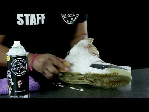 Don Jhon – Premium Sneaker Cleaner en Yeezy 1