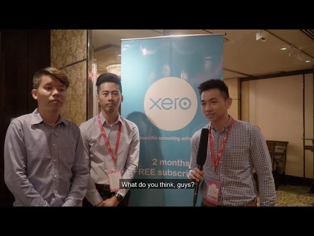 H.E.R Asia Summit 2018 - Xero Certify | Exhibitor's Interview