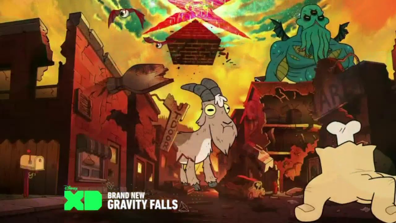 Live Fall Wallpaper For Pc Gravity Falls Escape From Reality Epic Monday Youtube