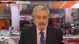 BBC Breakfast: Universal Credit is failing people who get paid weekly