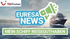 Mein Schiff Reiseguthaben: Kreuzfahrt-Kunden erhalten Gutscheine für coronabedingte Reiseabsagen