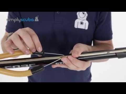 SEAC SUB Sting Sling Gun - www.simplyscuba.com