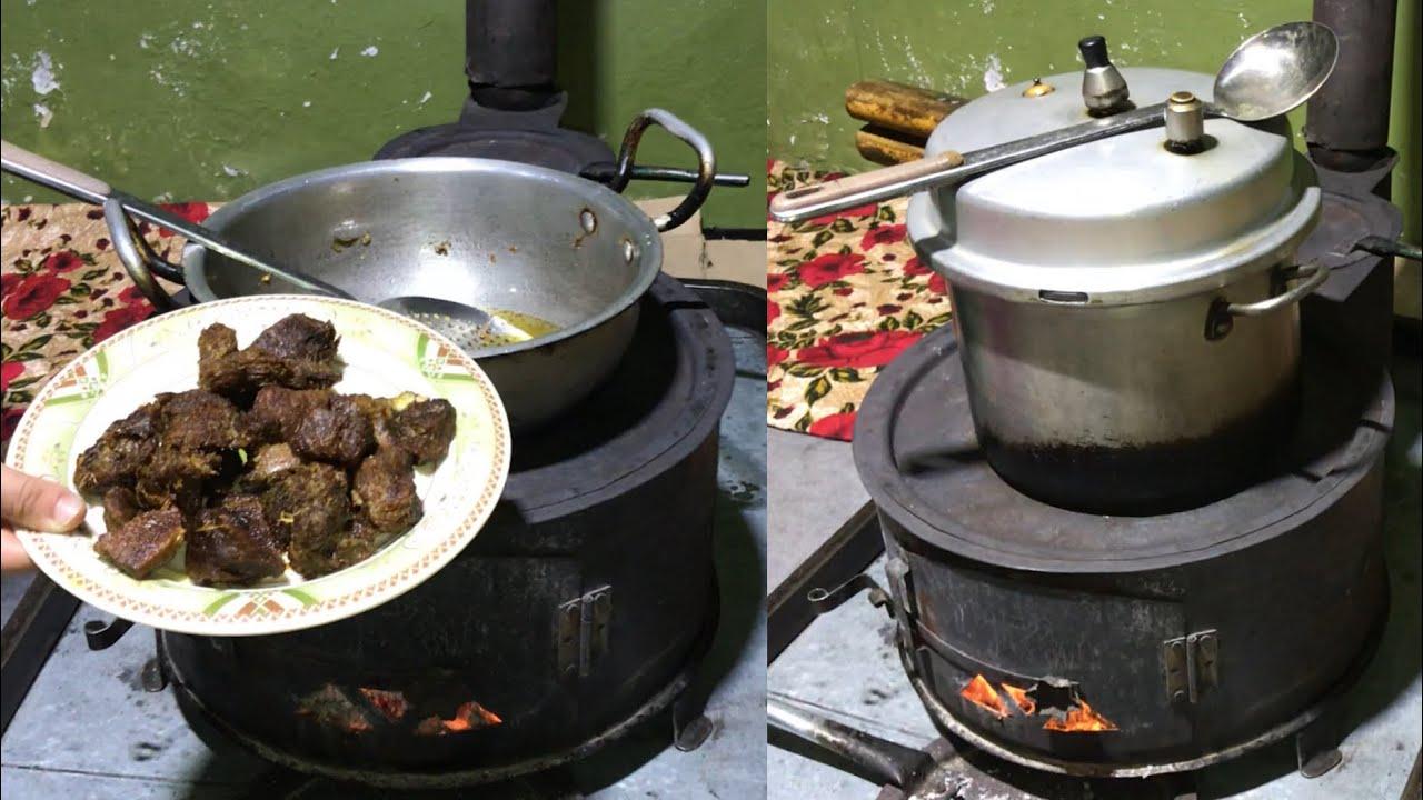 Eid Al-Adha Special    Crispy Mutton Fry     Hyderabadi Fry Mutton Recipe   
