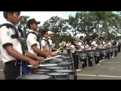 MB Bontang PKT Percussion Feature 2012