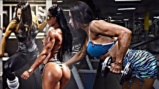 Video ALINE MACHADO IFBB Pro Model Workout Fitness Motivation download MP3, 3GP, MP4, WEBM, AVI, FLV Juli 2018
