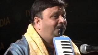 Vivek Bansod in 3rd International Yoga Seminar Ujjain India Part 1