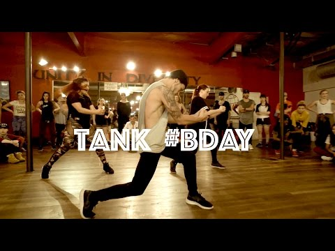Tank - #BDAY (feat. Chris Brown) | Hamilton Evans Choreography