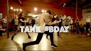tank bday feat chris brown   hamilton evans choreography
