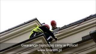 Kolce Na Ptaki, Kolce Na Gołębie - Profesjonalny Montaż. WWW.LINAREM.PL