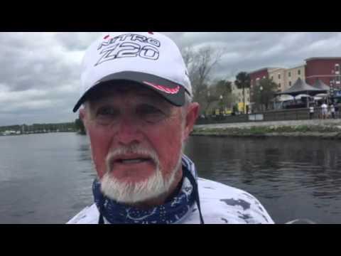 Rick Clunn Day 3 St Johns River 2016