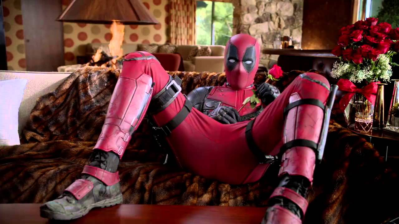 DEADPOOL Promo Clip Valentines Day 2016 Ryan Reynolds