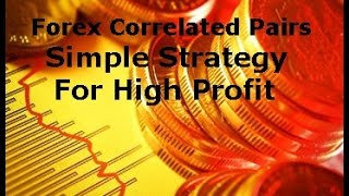 Forex  Correlation Trading  Strategy  - Trade Correlated Pairs for Profit