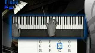 Piano Lessons - Salsa Ch. 1 (updated)