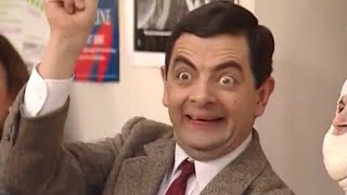 At Your Service | Funny Clips | Mr Bean Official