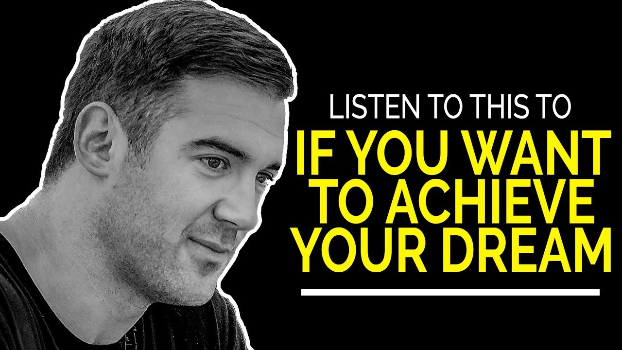 This Was Holding Me Back From Success | Lewis Howes Motivation