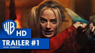 BIRDS OF PREY: THE EMANCIPATION OF HARLEY QUINN - Offizieller Trailer #1 Deutsch HD German (2020)