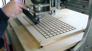 Small Vacuum Table