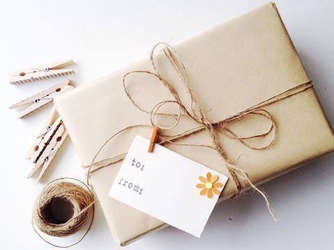 Tutorial: Come impacchettare i regali - Meraviglioso Natale