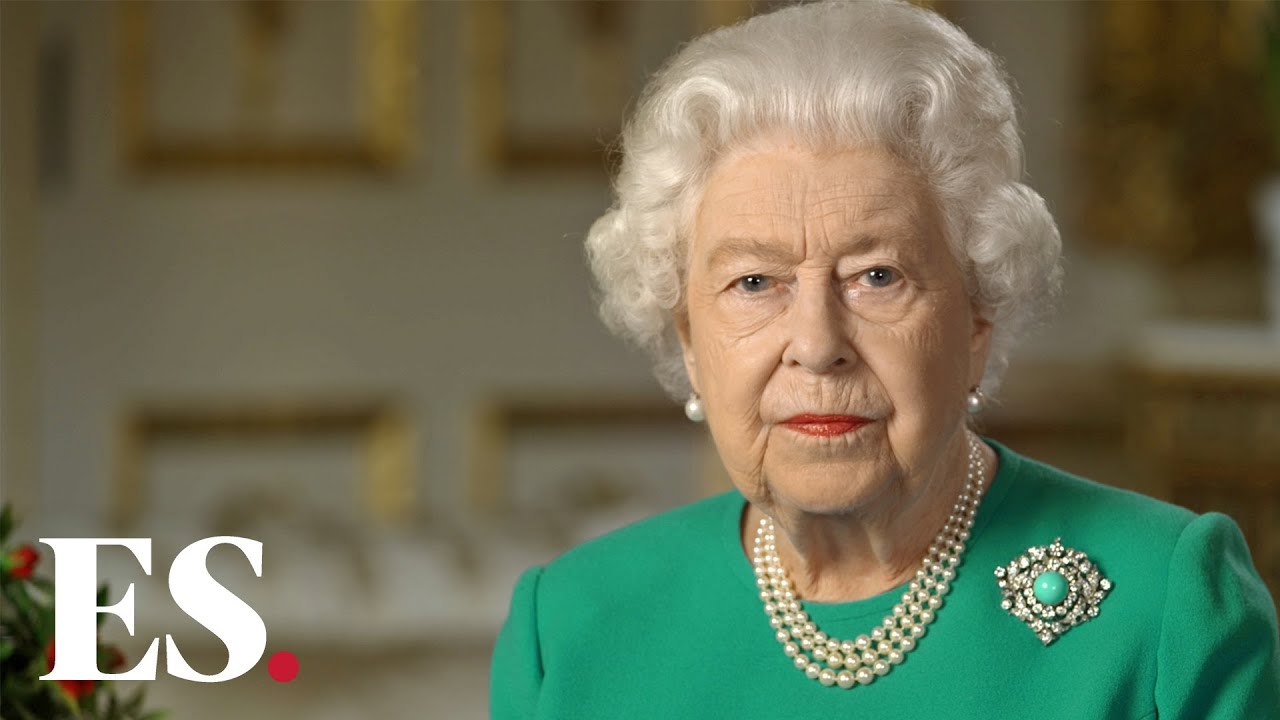 Queen Elizabeth Praises Public for Staying Home in Special ...