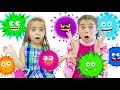 Nastya y las historias de la infancia, cómo luchar contra el virus