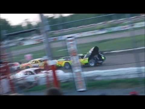 Utica Rome Speedway - August 20, 2017 - KoD Pro Stock Race 1