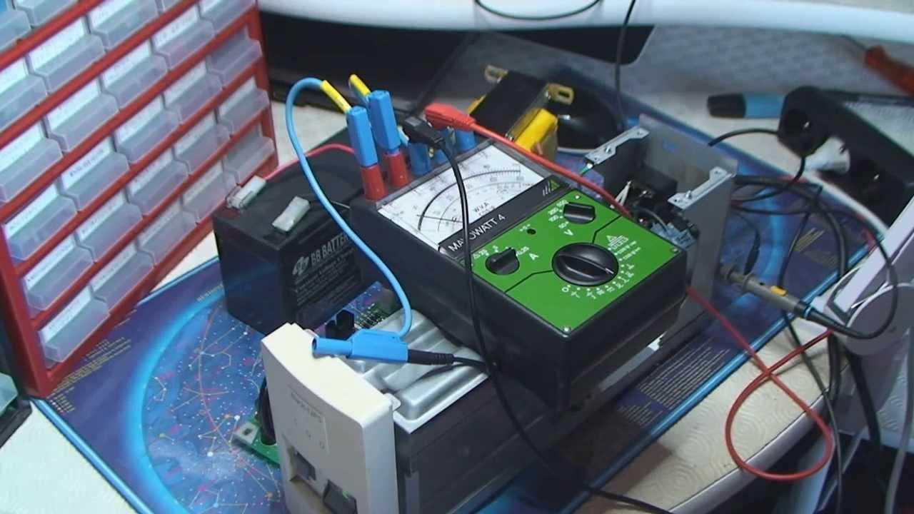 Hd bricolomania ep2 onduleurs principe de fonctionnement et fabrication - Plaque a induction fonctionnement ...