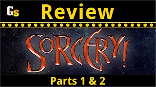 Sorcery! Parts 1 & 2 - Detailed Review (PC Version)