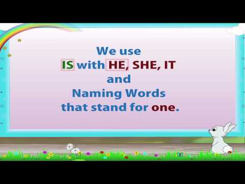 Learn Grade 1 - English Grammar- Tenses