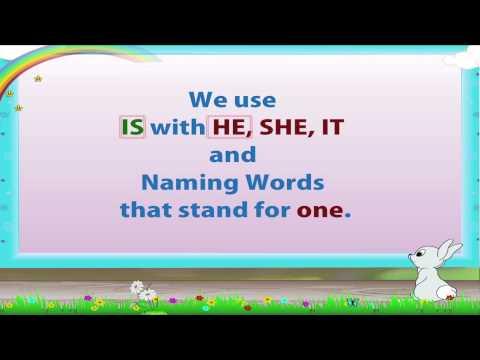 Learn Grade 1 - English Grammar- Tenses