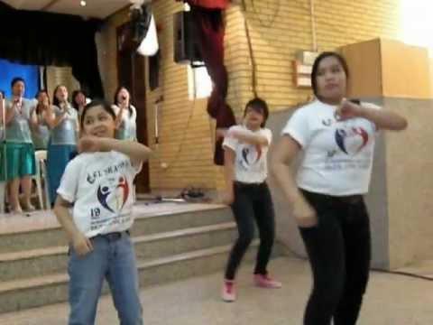 El Shaddai Youth Dancing Ministry = Sapat na at Higit pa