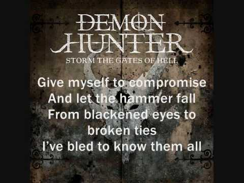 DEMON HUNTER : Sixteen lyrics - lyricsreg.com