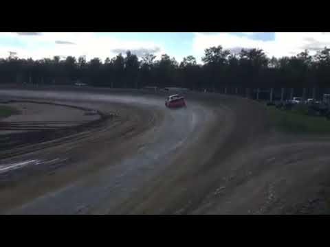 Bemidji speedway practice day