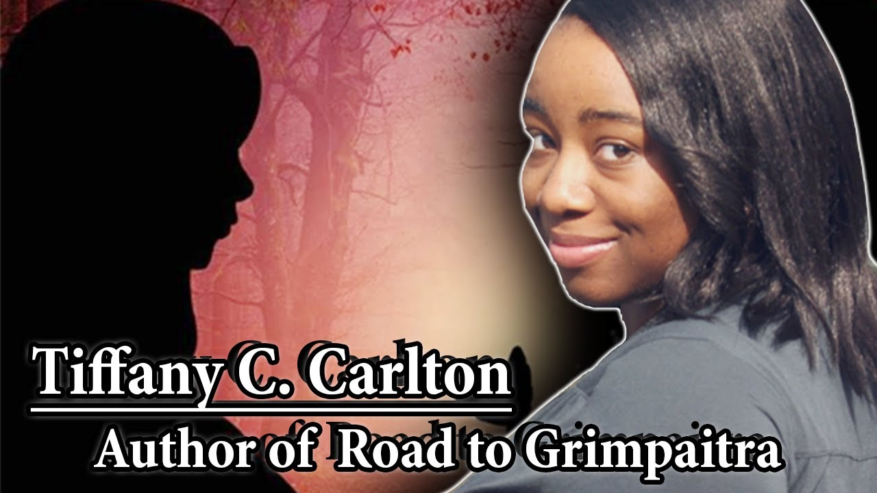 Interview with Tiffany Carlton, Author of Road to Grimpaitra
