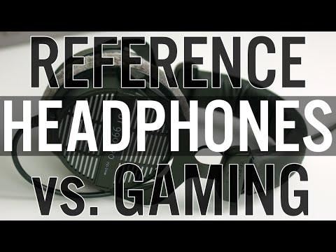 Best Gaming Headphones are not Gaming Headphones? (Gaming vs. Reference): Beyerdynamics DT990 Review