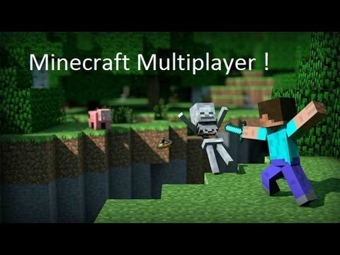 Minecraft Multiplayer - Malditos carinhas ! (part. Lonely Ga