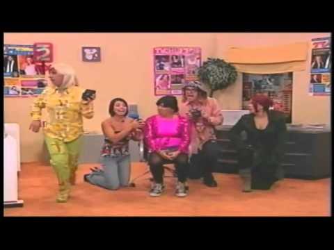 Desde Gayola: Tv Churros & Amandititita