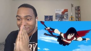 RWBY Volume 4 Chapter 1 Reaction - I