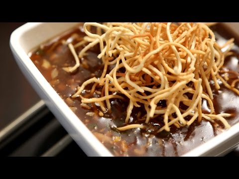 Manchow Soup | Indo – Chinese Soup Recipe | Ruchi's Kitchen