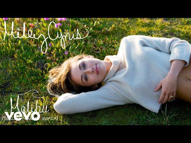Miley Cyrus - Malibu (Dillon Francis Remix) (Audio)