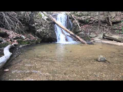 Cascade Falls, Patapsco Valley State Park, Maryland - Josh's Waterfall Guides Episode Two