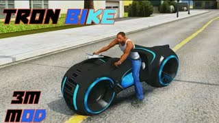 Tron bike modpack only 3mb